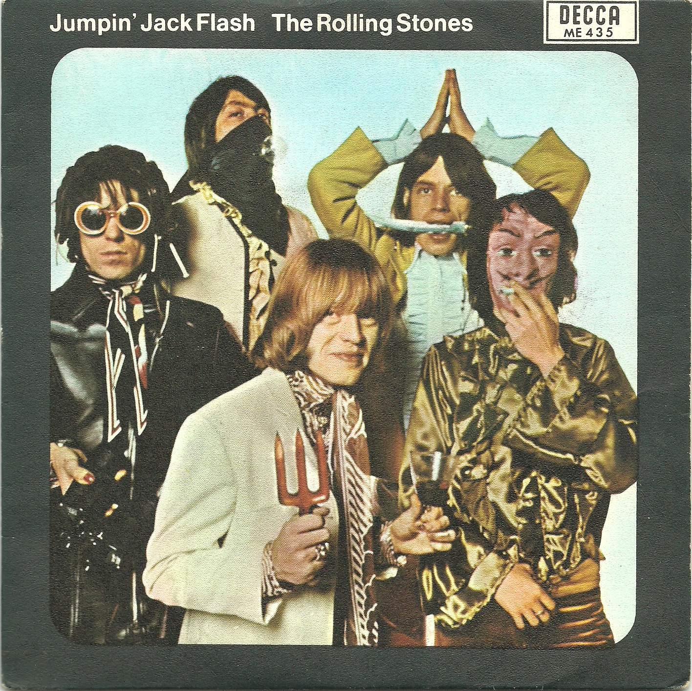 jumping jack flash. | The Rolling Stones | Pinterest
