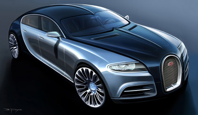 Best Cars 2013: Bugatti 16c Galibier plug in Hybrid