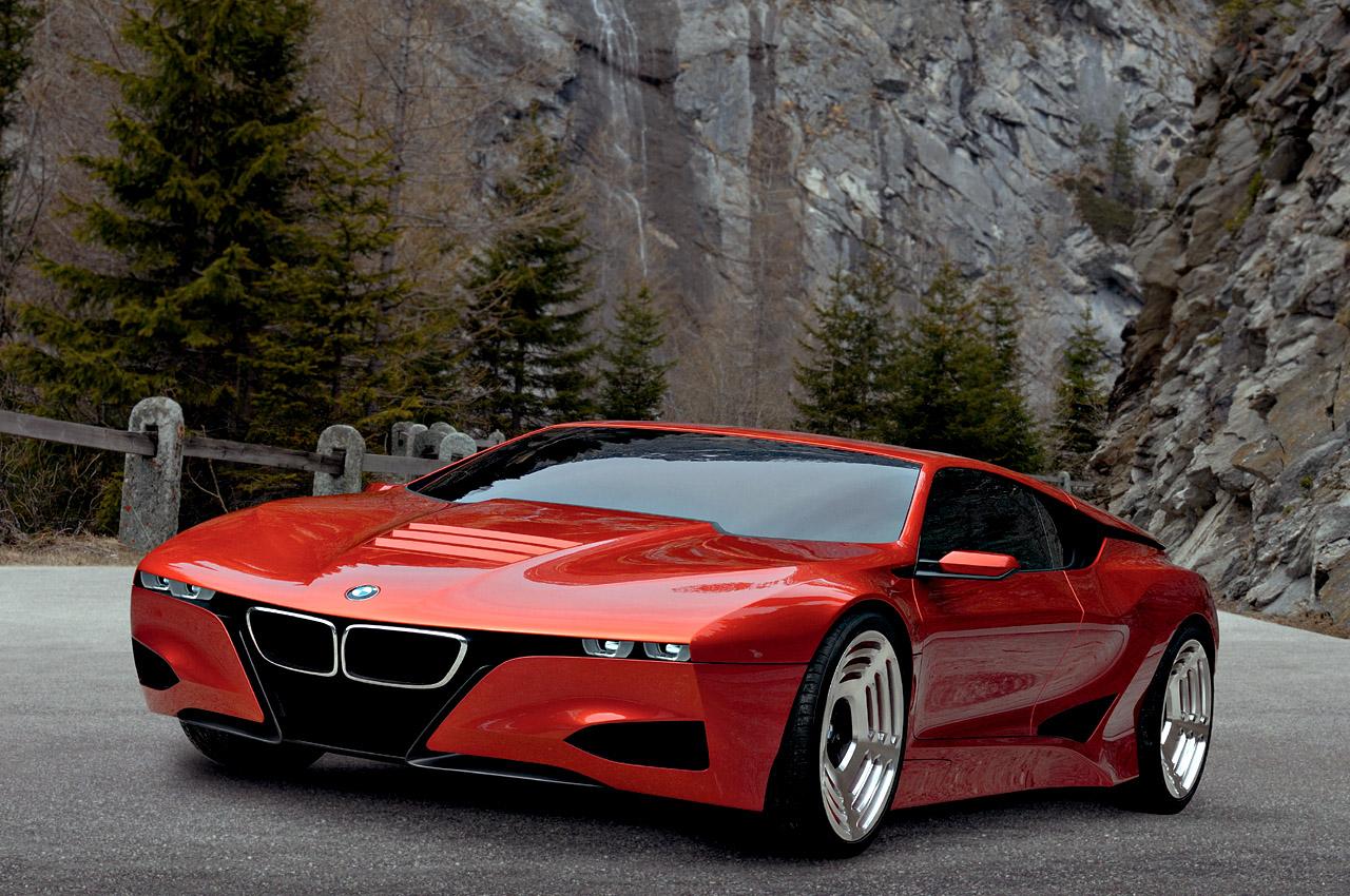 Automotive | Auto Concept | Car Picture | Wallpaper: 2012 BMW M1 Hommage