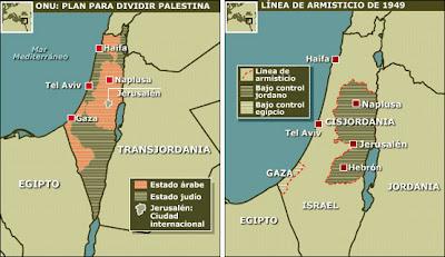 mapa israel palestina gaza KIKKA: MAPAS: ISRAEL, GAZA, CISJORDANIA PALESTINA mapa israel palestina gaza