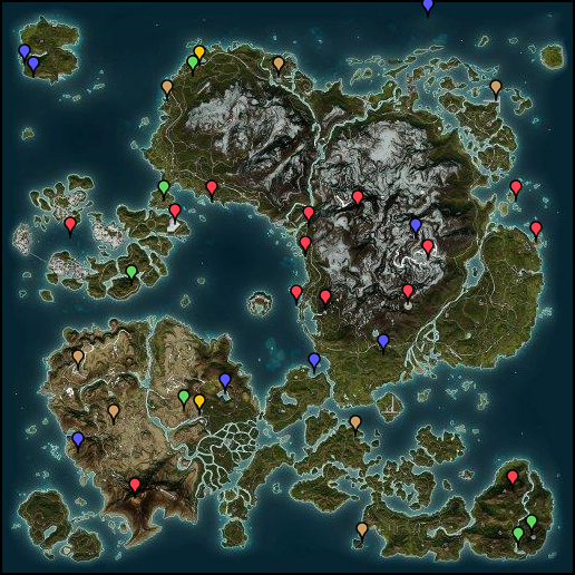 Mapa Just Cause 3.Computer Related Nonsense Just Cause 2 Map