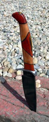 Hanged Man Designs: Knives 5-8