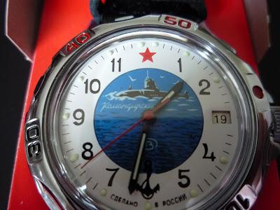 Relojes Tradicionales Amp Mec 225 Nicos Vostok Quot Komandirskie Quot