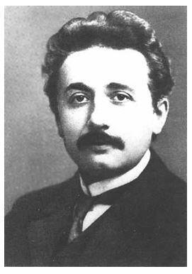 Albert Einstein 1879 1955 Biografi Singkat