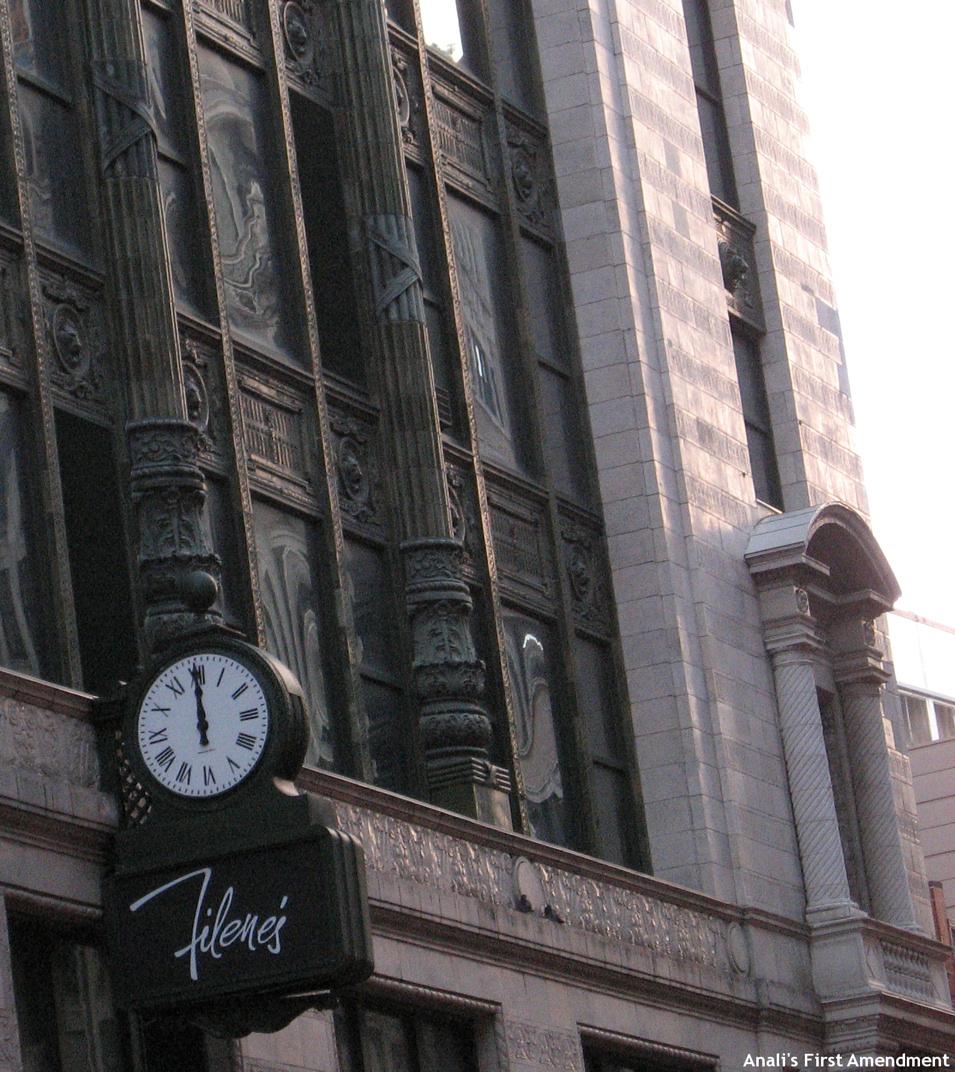 Flashback: Remember Christmas Shopping At Filene's?