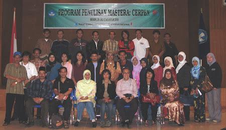 Bengkel Mastera 2008 Merayakan Eksotisme Cerpen Asean