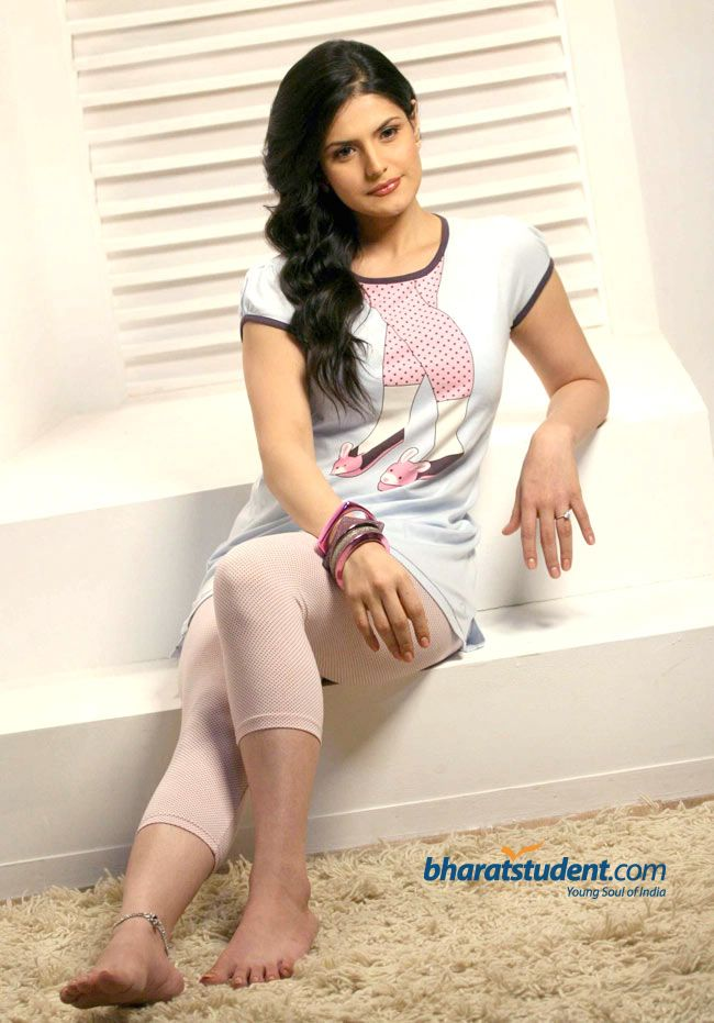 Zareen Khan Xxx India