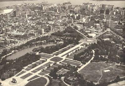 Resultado de imagem para parque farroupilha 1960