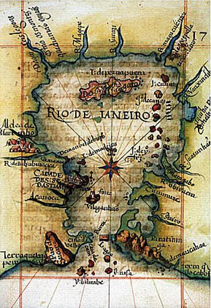 Império do Brazil  Cidade do Rio de Janeiro - História e Evolução ... 02e1828f57