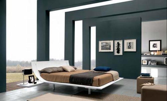 Modern Luxury Bedroom Interior Design Ideas Minimalist Styles ... - Interior Design Style Contemporary