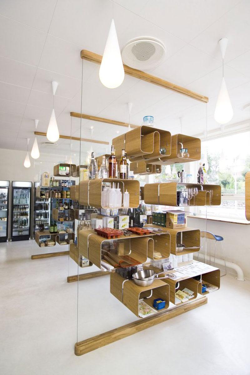 Best cafe decoration ideas modern diy art designs for Interior themes designs