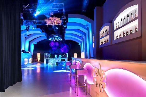 Interior design Amazing Nightclub Interior Design Ideas in Barcelona