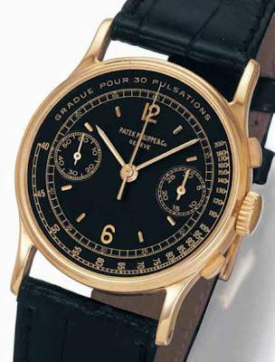 8d673b09e75 A maioria dos Pateks existentes no Brasil é do tipo gondolo e foram feitos  especialmente para uma relojoaria que havia no Rio de Janeiro.