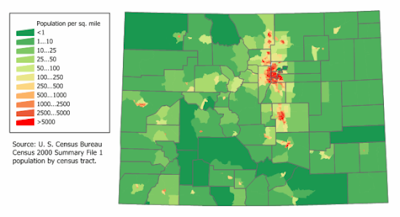 Demographics of Colorado