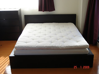 Goodbye Tokyo Ikea Malm Queen Size Bed