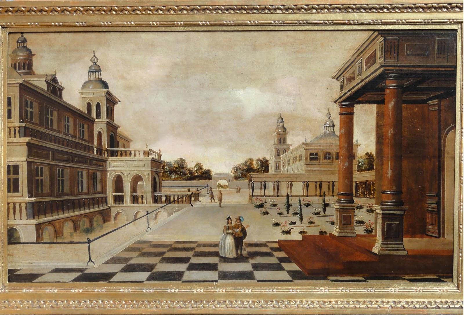 Debat art figuration peinture et architecture le r ve for Architecture et art