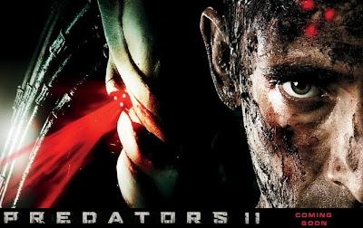 Predadores 2 - Seqüência do filme Predadores