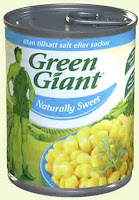 Green Giant Naturally Sweet