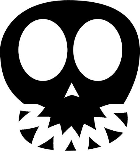 Lenube imprimibles halloween - Siluetas para imprimir ...