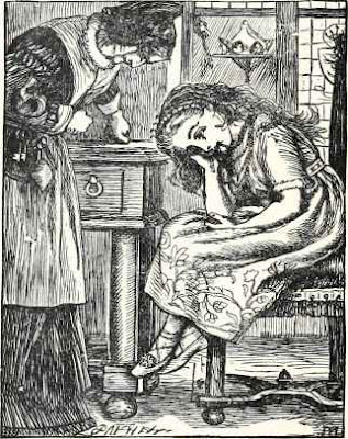 Illustrated by Arthur Hughes