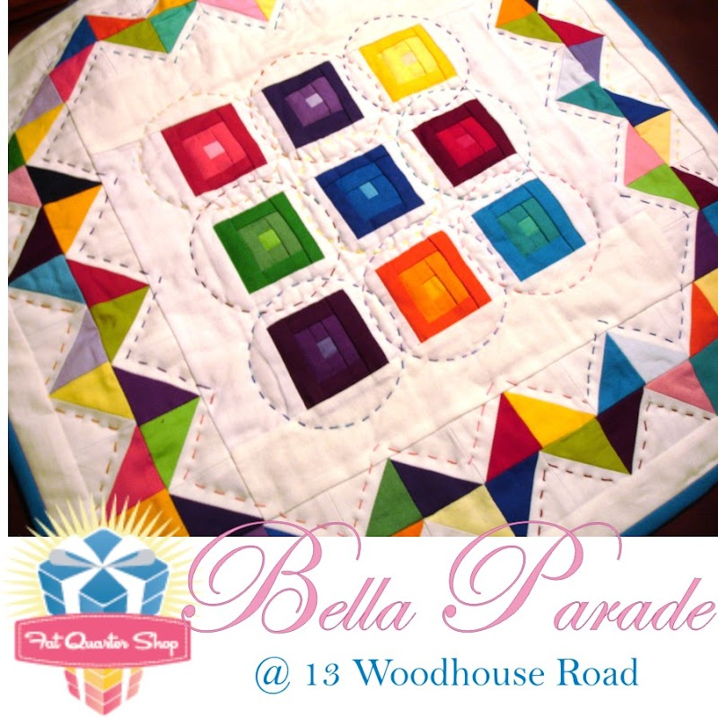 Fat Quarter Shop Bella Parade!!! ***Giveaway***