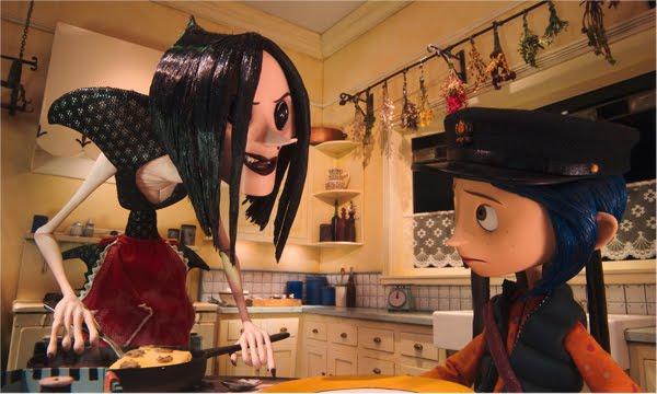 Jo S Jibber Jabber Coraline 2009 The Movie