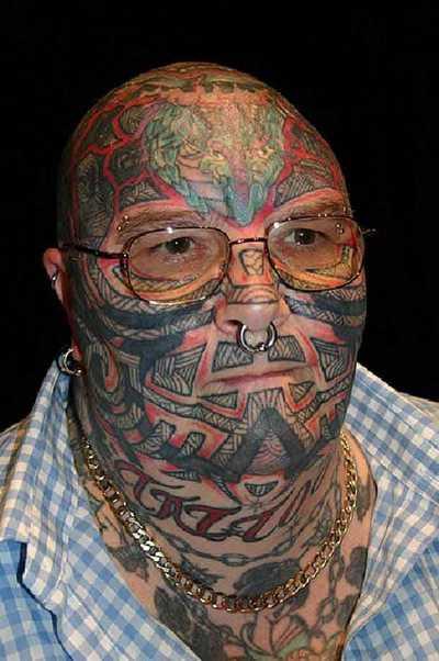 Kushal Crazy Tattoos
