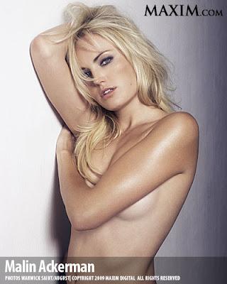 Malin Maria Akerman Naked 78