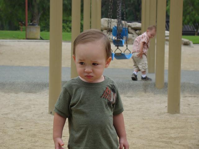 Ralph B Clark Regional Park, Buena Park - Toddler Trails