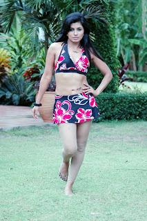Aarthi Puri Bikini Photos