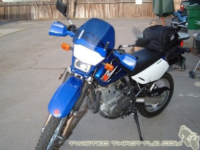 Suzuki Dr650 Dual Sport Adventures Windscreens