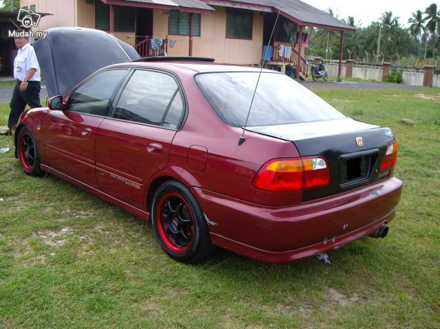Honda Civic Ek 96 Convert To 99