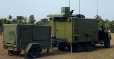 Battery Command Vehicle