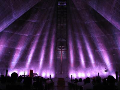 初め東京カテドラルは「宗教イベント以外はちょっと・・・」と難色を示して... 東京カテドラル聖マ