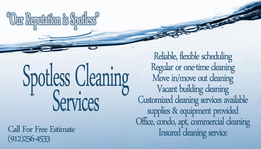 Home cleaning business plan