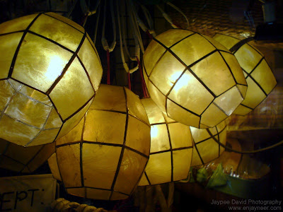 Jaypee David, Photography, enjayneer, Jaytography, engineer, Tiendesitas, lamps, lanterns, capiz