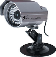Hidden Camera, CCTV, Surveillance, Security