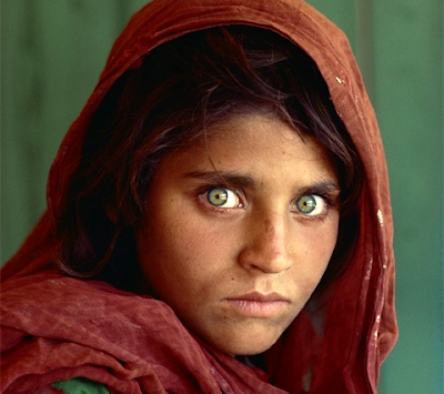 Sharbat Gula, National Geographic Channel, Afghan Girl, Steve McCurry