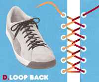 Different Ways to Tie Your Sneakers Shoe Laces, Different Types of Shoe Lace Knots, Iba Ibang Paraan ng Pagtatali ng Sintas ng Sapatos