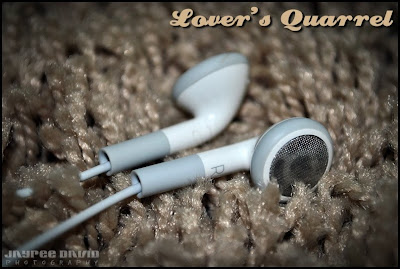 Jaypee David Photography, Earphones, Headset, Love Triangle, Apple, iPod Touch, iPhone