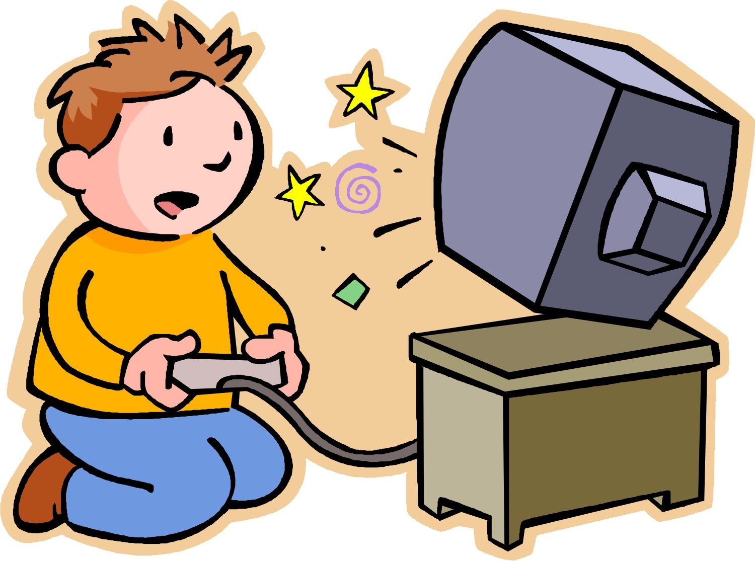 free clipart video game - photo #38