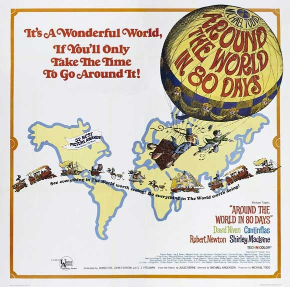 LET'S SEE...: Around The World In 80 Days