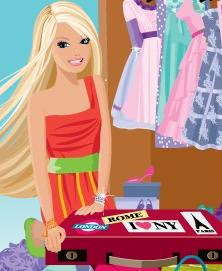 Barbie Arround the World