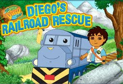 Diego's Railroad Rescue