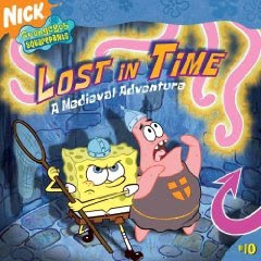 Sponge Bob lost in time