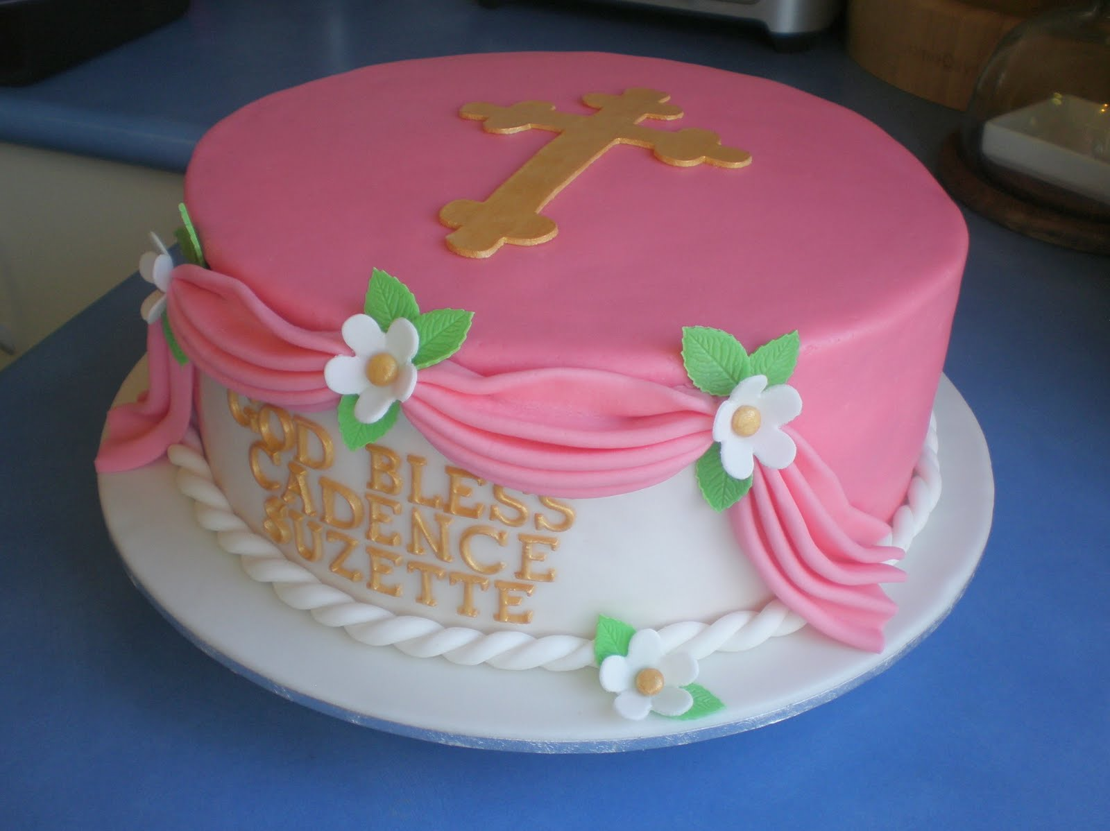 Best Christening Cakes For Girls Best Collections Cake