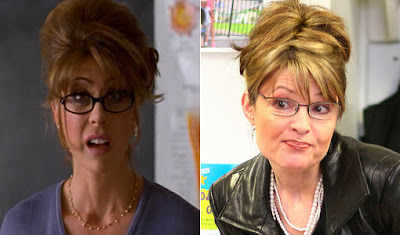 Sarah Palins STRIPPER look-a-like Lisa Ann takes Tampa by