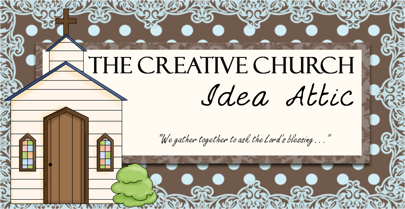 creative church ideas attic - The Creative Church Idea Attic Tea For You And Me
