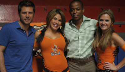 Is mickie james pregnant
