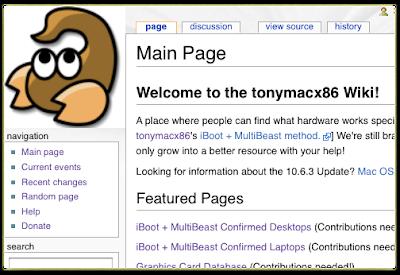 tonymacx86 Blog: Introducing the tonymacx86 Wiki!